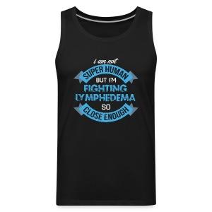 Lymphedema Awareness - Men's Premium Tank