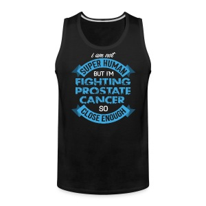 Prostate Cancer Awareness - Men's Premium Tank