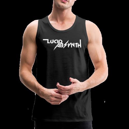 Lucid Absynth Logo - Men's Premium Tank