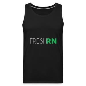 FreshRN Grey - Men's Premium Tank