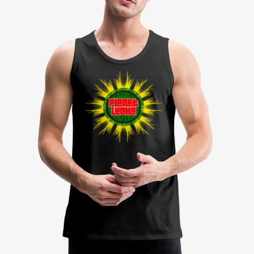 Planet Lucha Logo - Men's Premium Tank
