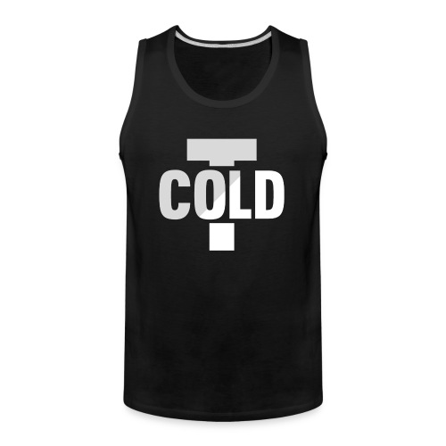 TeamCold Official Merch - Men's Premium Tank