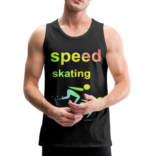 speed skating Winter Games 2reborn - Men's Premium Tank
