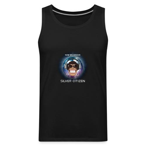 New we groove t-shirt design - Men's Premium Tank