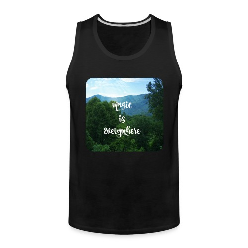 magic1 - Men's Premium Tank