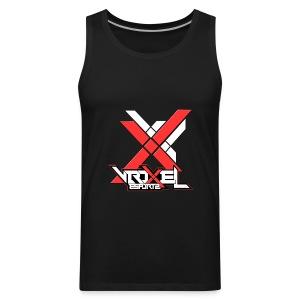 VXL Red Collection - Men's Premium Tank