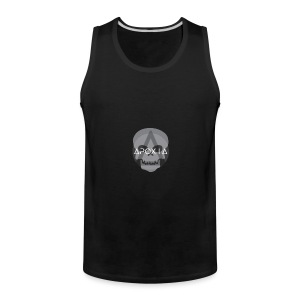 Apoxia Skull - Men's Premium Tank