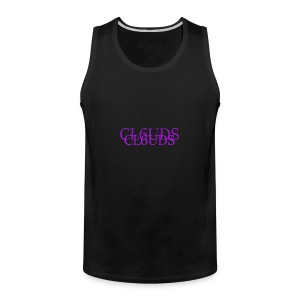 Purp Long-Sleeve - Men's Premium Tank