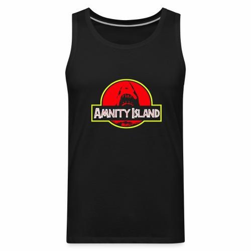 Sharks Island - Men's Premium Tank