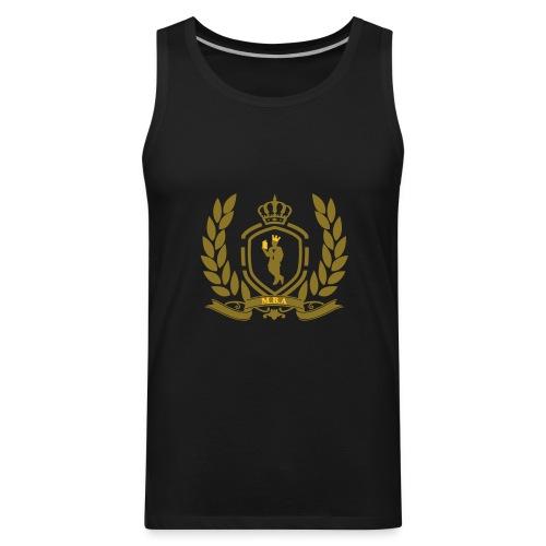Conscious King (Crest) - Men's Premium Tank