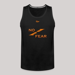 Clarity Avenue No Fear - Men's Premium Tank