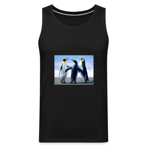 Penguins - Men's Premium Tank