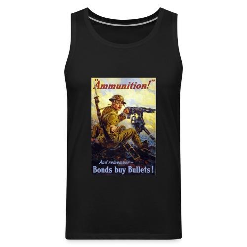 Ammunition! - Men's Premium Tank