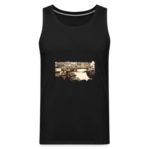 Beautiful City - Men's Premium Tank