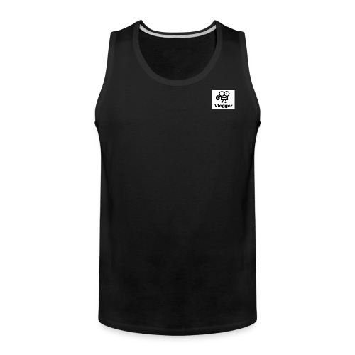 Dakmio Vlogs - Men's Premium Tank
