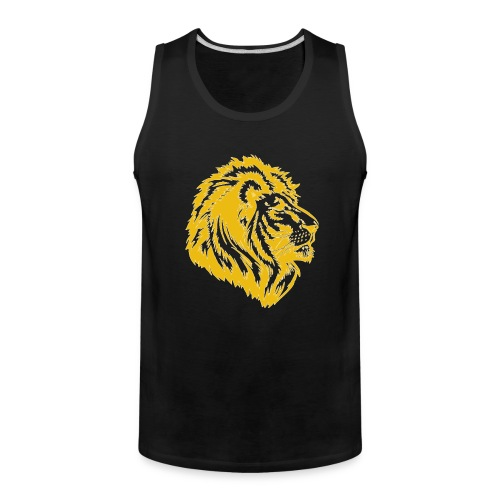 golden lion - Men's Premium Tank
