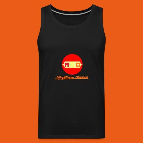 MusaiAnime - Dragneel's New Logo - Men's Premium Tank