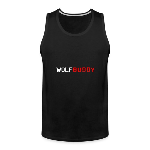 wolfbuddy - Men's Premium Tank