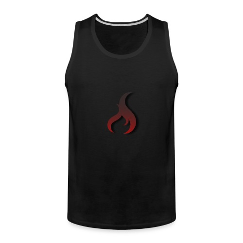 Torch Logo - Men's Premium Tank