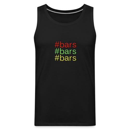 Who Got #bars - Men's Premium Tank