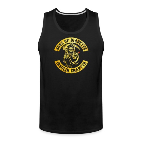 Sons Of Diabetes - Men's Premium Tank
