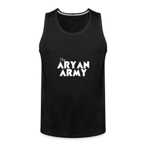 The ARYAN ARMY - Men's Premium Tank