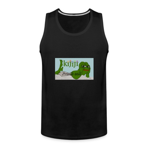 Classic Prank Call Shirt - Men's Premium Tank