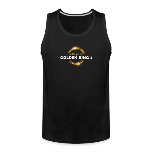golden ring - Men's Premium Tank