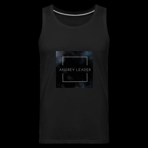 Andrey Leader official fan merchandise - Men's Premium Tank