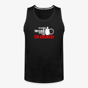 The Business - Men's Premium Tank