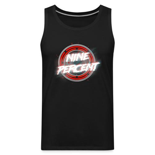 NINE PERCENT T SHIRT - Men's Premium Tank