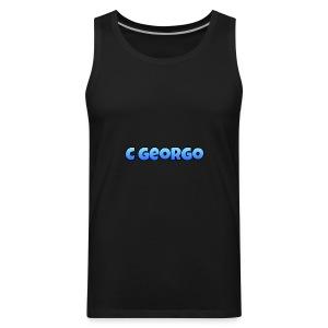 C Georgo Co - Men's Premium Tank