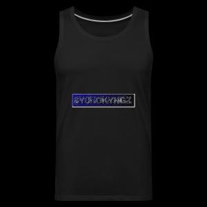 SYCHOKYNGZ4 - Men's Premium Tank