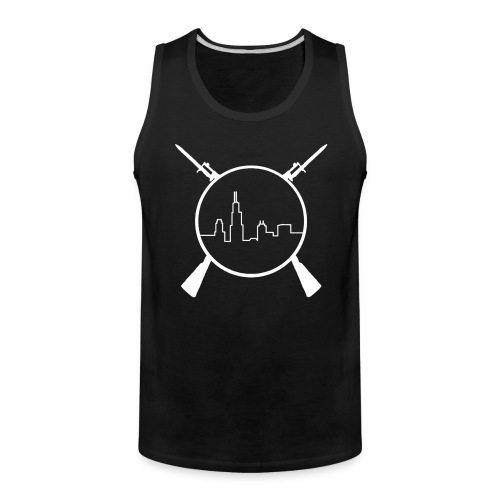 Windy City Drillers - Men's Premium Tank
