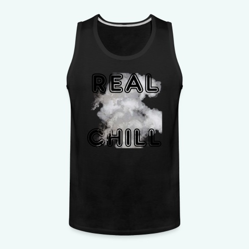 TEAM REAL CHILL TEE - Men's Premium Tank