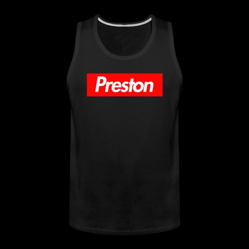 RealPrestonGamez Supreme Box - Men's Premium Tank