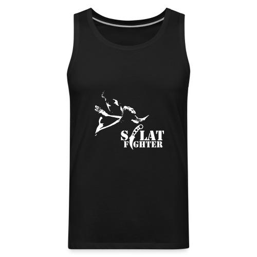 SILAT FIGHTER - Men's Premium Tank