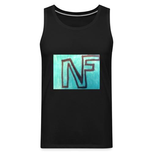 NF logo - Men's Premium Tank