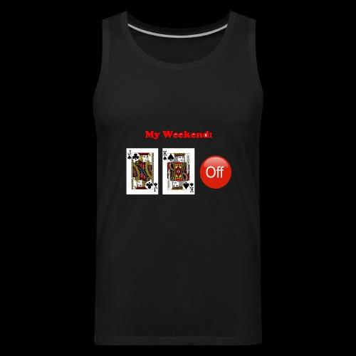 Jacking shirt - Men's Premium Tank