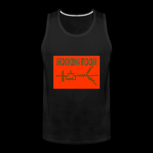 BID RED CAMO - Men's Premium Tank