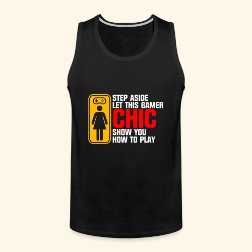 gamerchic - Men's Premium Tank