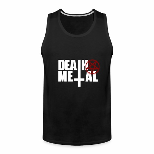 Death metal! - Men's Premium Tank