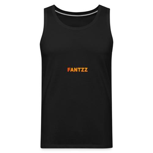 Fantzz Clothing - Men's Premium Tank