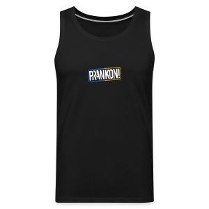 PrankON Logo - Men's Premium Tank