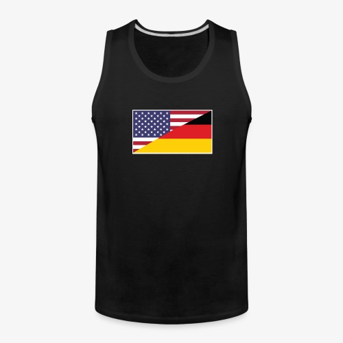 german american - Men's Premium Tank