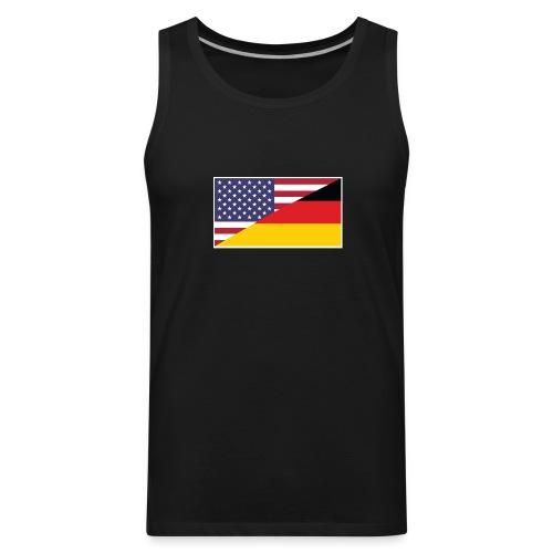 german american - Men's Premium Tank