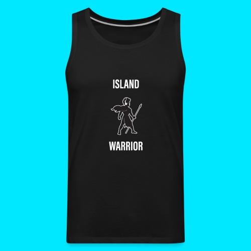 island warrior - Men's Premium Tank