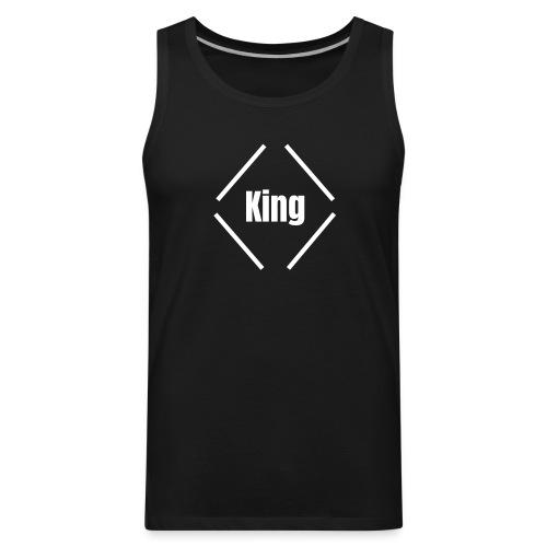 King Diamond - Men's Premium Tank