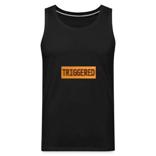 TRIGGERD - Men's Premium Tank