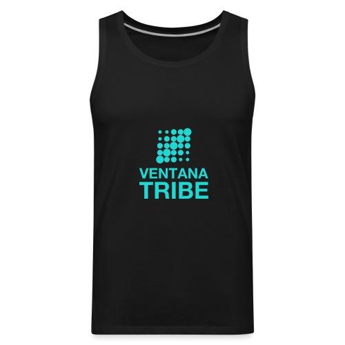 Ventana Tribe Official Logo - Men's Premium Tank